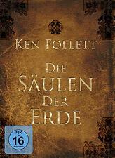 5 DVDs * DIE SÄULEN DER ERDE (SPECIAL EDITION) # NEU OVP §