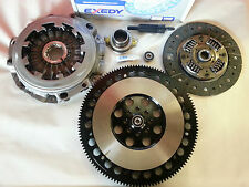 ACS Chromoly Steel Flywheel+Exedy Clutch kit for SUBARU IMPREZA WRX FORESTER