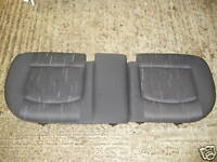 Renault Clio II PH2 2004-2006 Rear Seat Bench Pair Base Dynamique