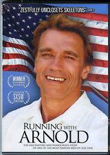 Running with Arnold (DVD, 2008)   Arnold Schwarzenegger   POLITICS