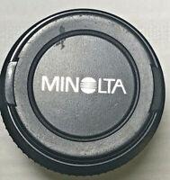 Minolta MD 135mm 1:3.5 49mm Lens