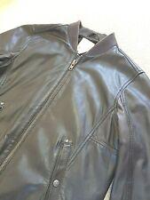 Mens Diesel  leather jacket   REF 608