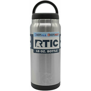 RTIC Coolers 18 oz. Stainless Steel Double Vacuum Insulated Bottle