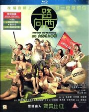 """Justin Cheung """"Due West: Our Sex Journey"""" Wang Li HK Drama Region 0 Blu-Ray"""