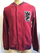 WESC | New with Tags | Royal Blue and Red Varsity Style Long Sleeve  | Size: Med