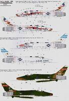 Xtradecal 1/48 F-100d Super Sabre #48083
