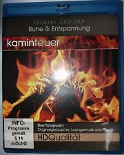 Das große HD Kaminfeuer [Blu-ray] [Special Edition]