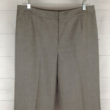 23d3d8231 Evan Picone Womens Size 8 Gray High Rise Straight Leg Dress Career Pants in  LNC