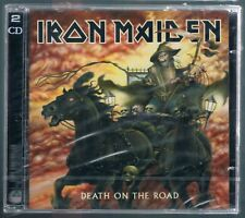 IRON MAIDEN DEATH ON THE ROAD - 2 CD F.C. SIGILLATO!!!