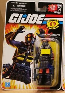 "G.I. Joe 25th Anniversary: Cobra Paratrooper - Para-Viper 3.75"" Figure"