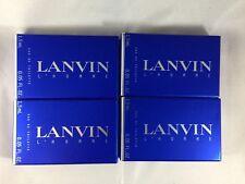 LANVIN L'HOMME 4 X 1.5ML VIALS EDT