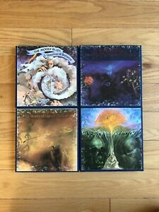 Four Moody Blues Reel Tapes