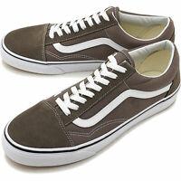 Vans OLD SKOOL Falcon/White Men's Skate Shoes Size 8