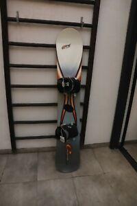 Gebrauchtes Snowboard F2 Eliminator mit Flow Bindung, 170 cm lang