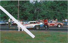 "1970s NHRA Drag Racing-""Lil AMERICA"" BB/FCar vs ""PLASTIC TOY""-D/Altered Corvette"