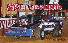 "2014 Tom Tormoehlen ""Spellbound"" Chevy Tractor Pull postcard"