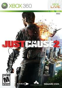 Just Cause 2 - Xbox 360 Game