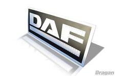 24 Volt DAF Truck LED Light Board With Controller Logo Sign Red Blue