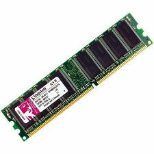 Kingston 1 GB 400MHz PC3200 DDR 184- PIN DIMM Desktop Memory (KVR400X64C3A/1G)
