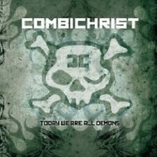 "COMBICHRIST ""TODAY WE ARE ALL DEMONS"" CD NEW+"
