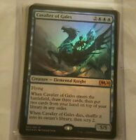 Cavalier of Gales x1 Promo Foil Magic Emblem MTG M20 Coreset 2020