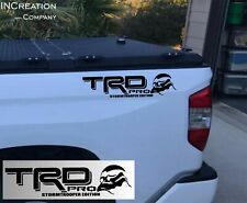 Fits Toyota Tacoma 4Runner Storm trooper TRD Pro Decals Vinyl Star Wars graphics