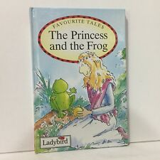 The Princess And The Frog (Favourite Tales) by Ladybird Hc Illust Free Ship