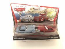 Cars 2 Finn Mcmissile And Leland Turbo Multipack Disney Pixar