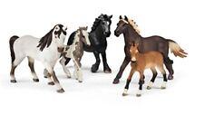 Schleich 5 Horses Collectors Pack Figurine Toys Multicolor