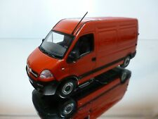 NOREV OPEL MOVANO 2003 - RED 1:43 - EXCELLENT CONDITION 18