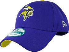 Minnesota Vikings New Era 940 NFL The League Adjustable Cap