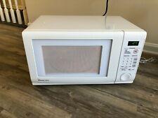 Magic Chef HMD1110W Countertop Microwave 1000 Watt 1.1 cu. ft. - White
