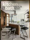 April 2021 Kitchen & Bath Design News Magazine - Elevating Cooking