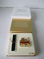 Estee Lauder Solid Perfume Compact Pleasures Toy Wagon 1999  NIB