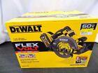 "NEW DeWalt DCS578X2 FLEXVOLT 60V MAX 7-1/4"" Circular Saw Kit w/ (2) 9 Ah Batt photo"