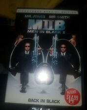 Men in Black Ii (Dvd, 2002, 2-Disc Set, Special Edition Widescreen)