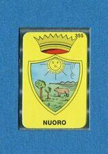TUTTA ITALIA 1985 -FOL-BO- Figurina-Sticker n. 355 - NUORO STEMMA -New