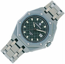 Smith & Wesson SWW-09-GRY Titanium Strap Watch