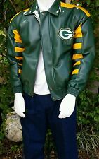 Green bay packer jacket m( Vintage)
