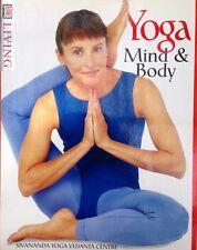 Yoga Mind & Body - Dorling Kindersley Living - Physical Mental Health Wellbeing