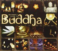 BEGINNER'S GUIDE TO BUDDHA 3 CD NEW+ JEF SCOTT/DIASPORA/TUNNG/ZEEP/AXA LITTLE