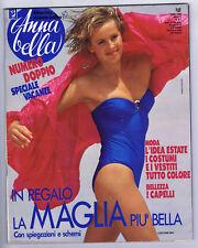 ANNABELLA N. 27, 1984 –Sara Romiti,Harrison Ford, MODA & FASHION '84, Tubino
