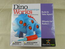 Dino Works Take-A-Part Triceratops by Discovery Toys