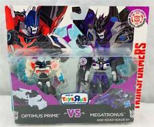 Transformers RID Robots In Disguise Optimus Prime vs Megatronus MOSC Sealed