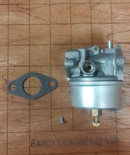 Genuine Tecumseh Service Carb Carburetor fits select V50, V60 & VH60 631800a