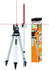 Laserliner Rotationslaser im Set mit Stativ und Messlatte,Baulaser, Laser NEU