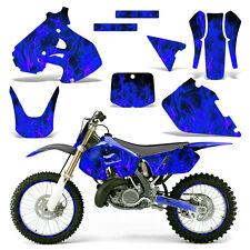 Decal Graphic Kit Suzuki RM 250 RM250 Dirt Bike Backgrounds Deco 1999-2000 ICE U