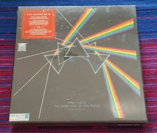 Pink Floyd ~ The Dark Side Of The Moon ( Immersion Boxset ) ( Europe Press ) Cd