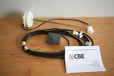 CBE 12v Fresh Water and Waste Indicator kit, Motorhome Water Level Monitor kit