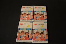 200 Total Sheets 3M Premium Photo Paper 4 X 6  New Sealed - 4 Packages of 50